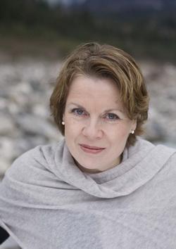 Bernarda Fink, Mezzosopran, Foto © Klemen Breitfuss