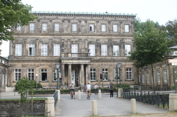 HfM Detmold Seminargebäude