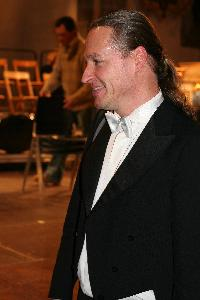 Michael Niesmann, Barockoboe - © V. Hege