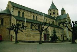 Die Basilika in Knechtsteden