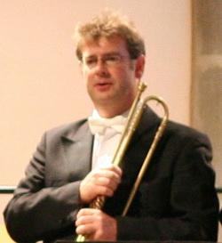 Robert Vanrye beim Bachfest in Köthen 2010_Bildrechte: V. Hege