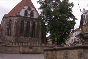 Bachkirche in Arnstadt