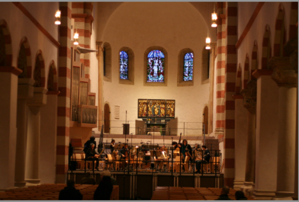 Basilika St. Michaelis in Hildesheim