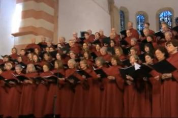 Chor der Kantorei St. Michaelis Hildesheim