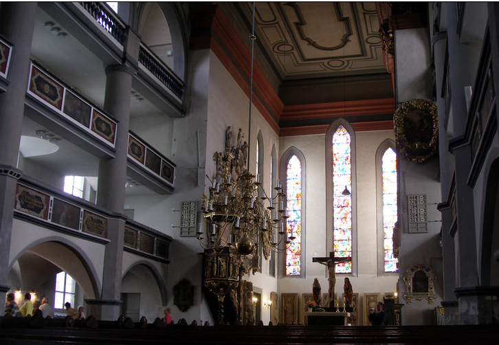 Georgenkirche in Eisenach