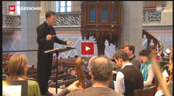 J.S. Bach-Stiftung St. Gallen Probe Matthäus-Passion