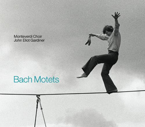 CD -  SDG 716 Bach Motets