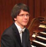Organist Prof. Dr. Martin Sander