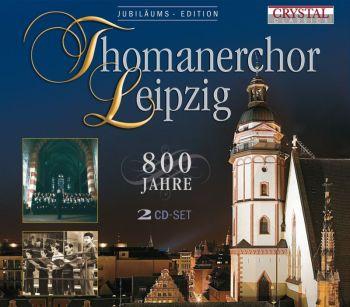 """Bild-Link: Cover """"800 Jahre Thomanerchor Leipzig"""""""