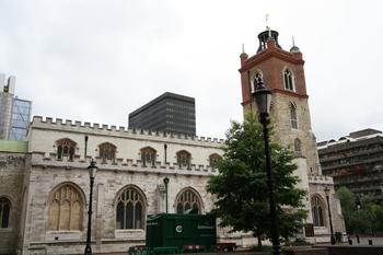 Aufführungsstätte: St. Giles Cripplegate, London