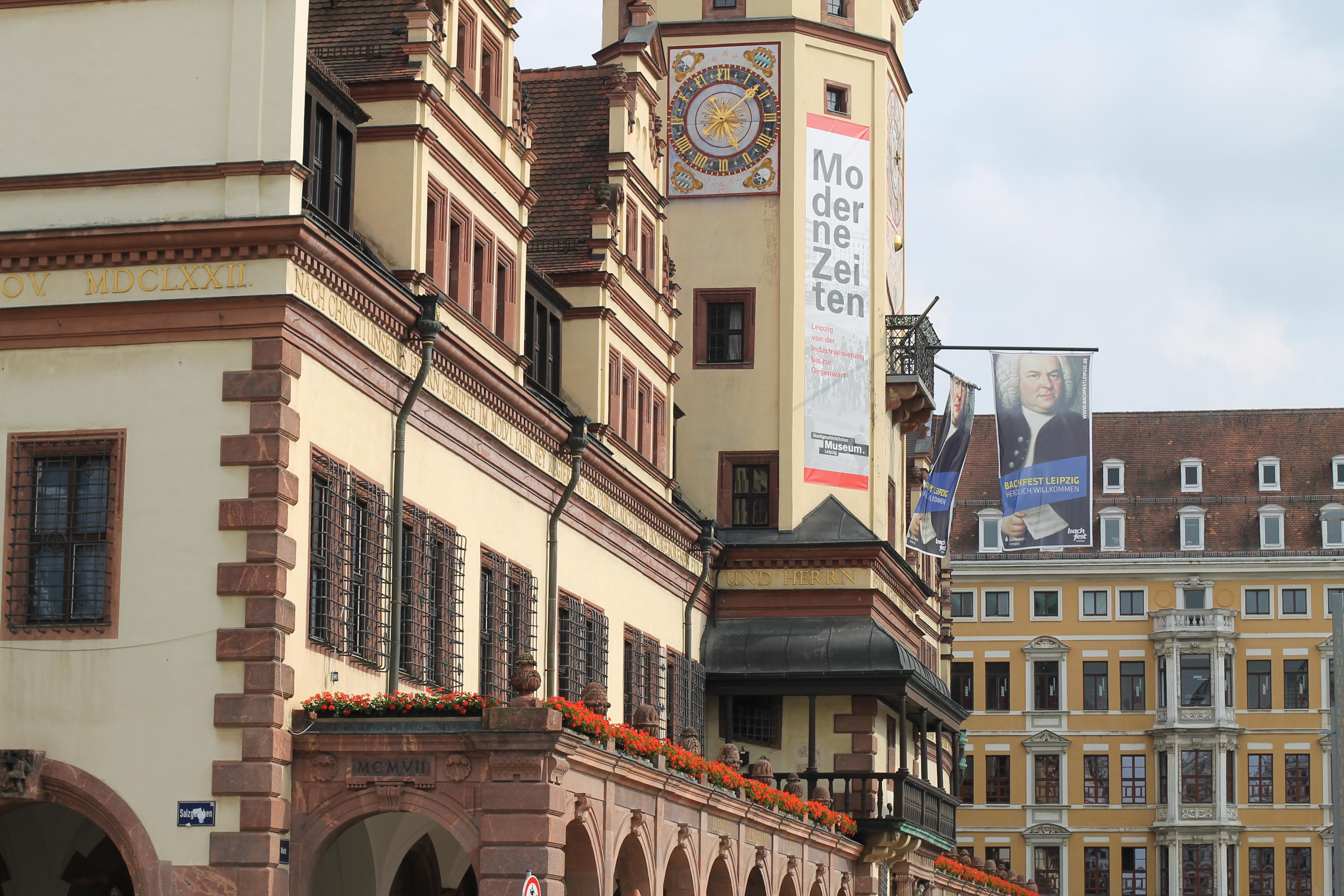 Bachfest 2012 Leipzig