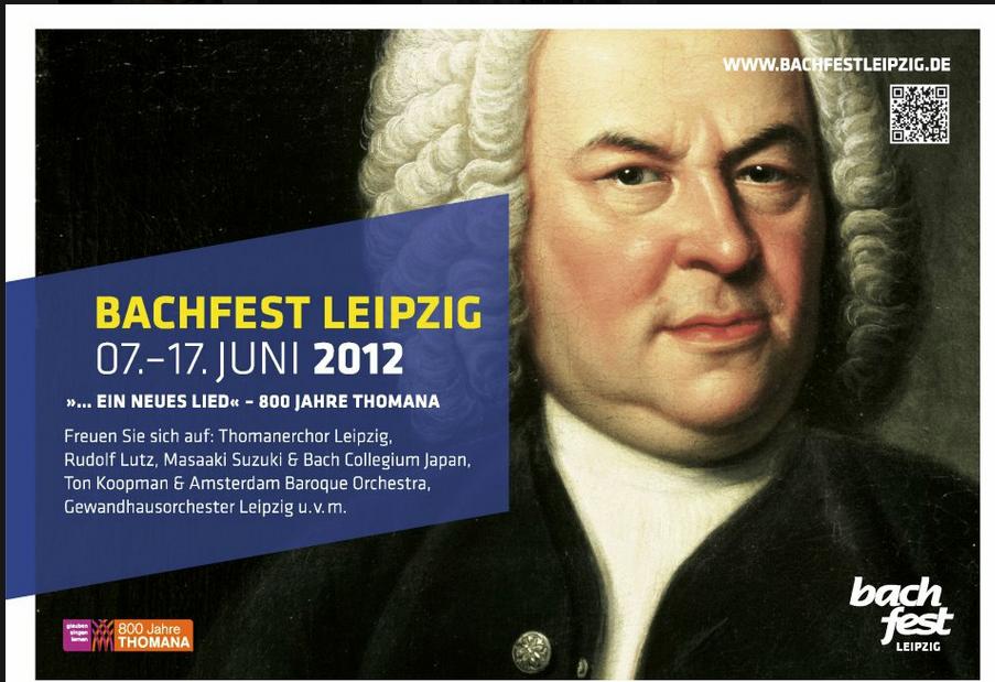 Bachfest Leipzig 2012