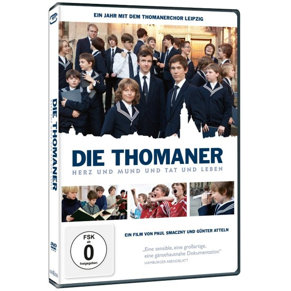 "DVD Film ""Die Thomaner """