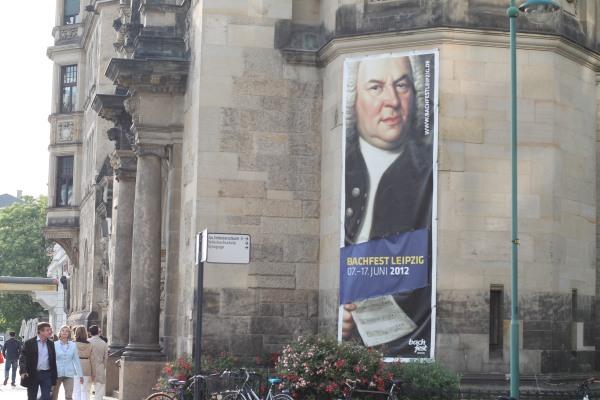 Ev.reform. Kirche Leipzig Konzert J.S. Bach-Stiftung St. Gallen