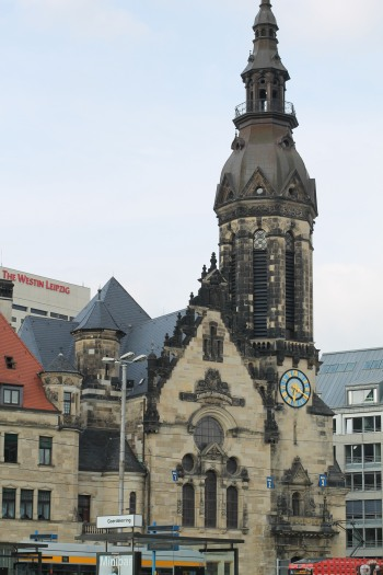 Evangelisch reformierte Kirche Leipzig