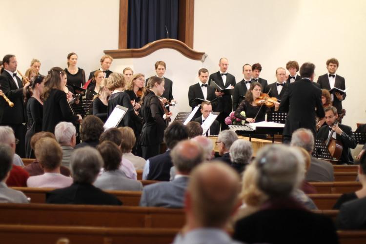 Vokal- und Instrumental-Gruppe der J.S. Bach-Stiftung