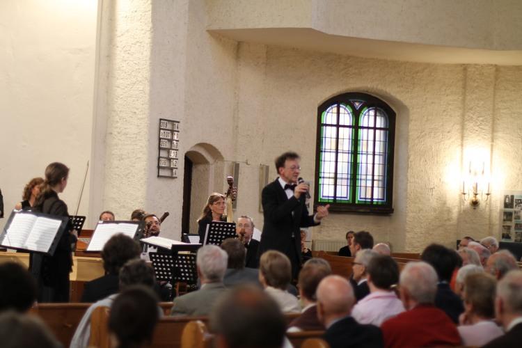 """Werkeinführung """"Thomaskantoren"""" durch Rudolf Lutz - J.S. Bach-Stiftung"""