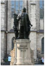 Bachdenkmal Leipzig