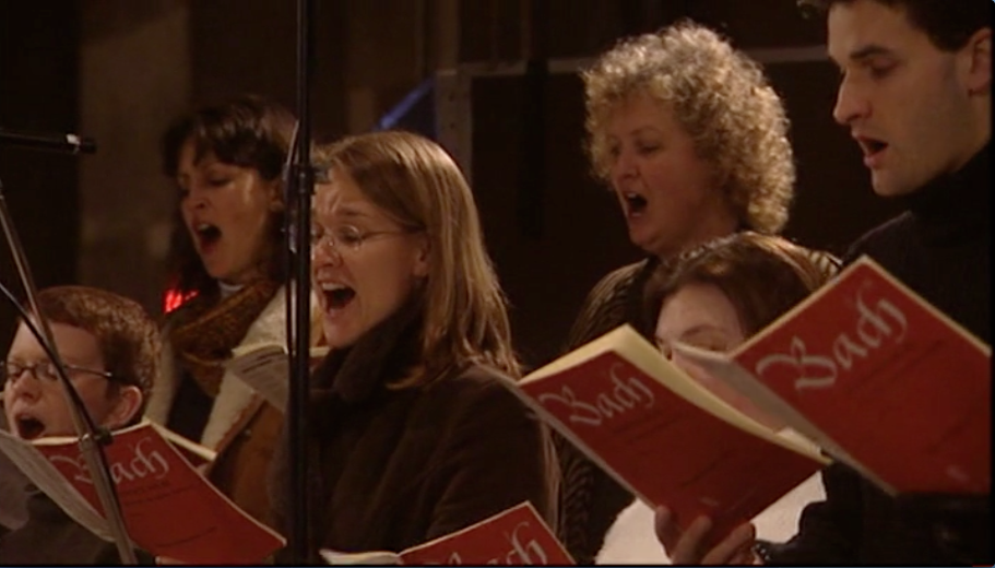 The Monteverdi Choir, London