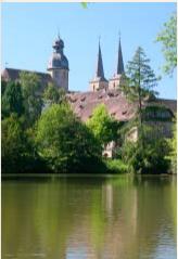 Abtei Marienmünster bei Höxter (OWL)