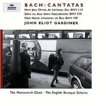Cover: DGG Kantaten - BWV 113 BWV 179 und BWV 199