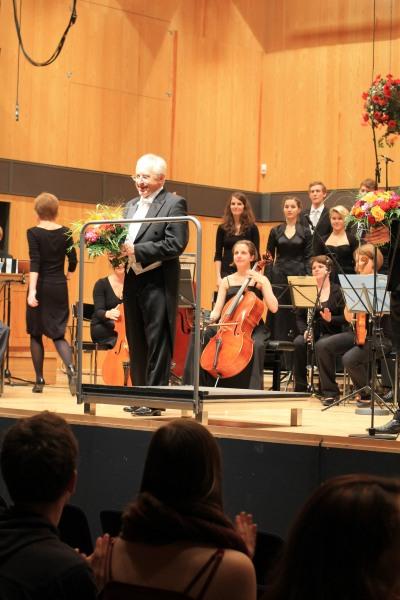 Leitung Prof. Gerhard Weinberger