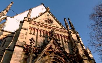 Ev. Gottesdienst zum Reformationstag Thomaskirche Leipzig