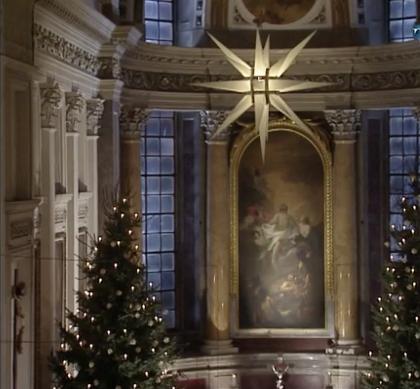 Advent und Weihnachtsstimmung in der Nikolaikirche Leipzig
