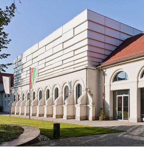 Im März 2008 eröffnet Bachsaal in Köthen