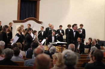 J.S. Bach-Stiftung in Leipzig Bachfest  2012