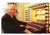 Organist Prof. Gerhard Weinberger