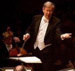 Sir Gardiner at Carnegie Hall on Nov. 17_ 2012. (Melanie Burford for NPR)