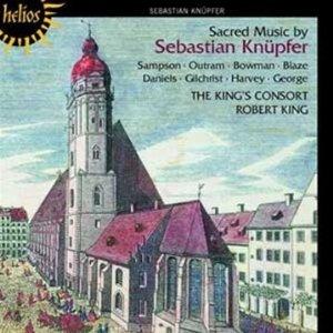 Geistliche Werke vom Thomaskantor Sebastian Knüpfer