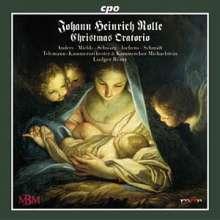 Cover: Johann Heinrich Rolle Weihnachtsoratorium