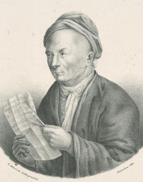 Gottfried August Homilus (1714-1785)