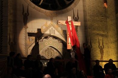 Bildnis Jesu - von der Geburt bis zum Kreuz Herrenhäuser Kirche WO-Oper