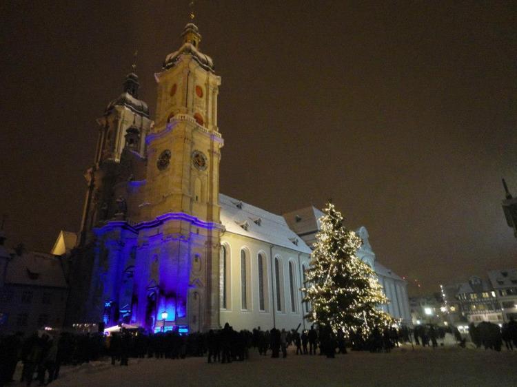 Weihnachten in St. Gallen