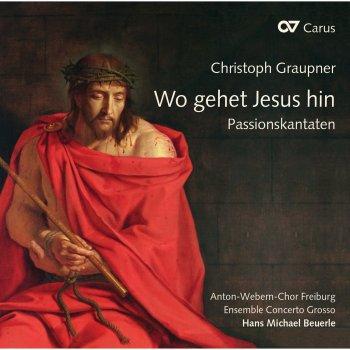 Christoph Graupner (1683-1760) Passions-Kantaten