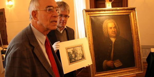 Bild-Kopie  von J.S. Bach in Leipzig eingetroffen (Fotorechte: L-IZ / Ralf Julke)