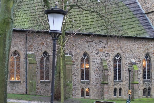 Ev. reformierte Stadtkirche in  Bad Salzuflen_