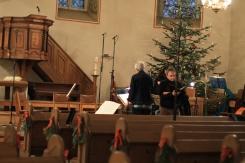 Probe mit dem Tenor: Götz Phillip Körner in der Stadtkirche Bad Salzuflen