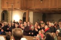 Großer Besucherzuspruch in der Stadtkirche Bad Salzuflen