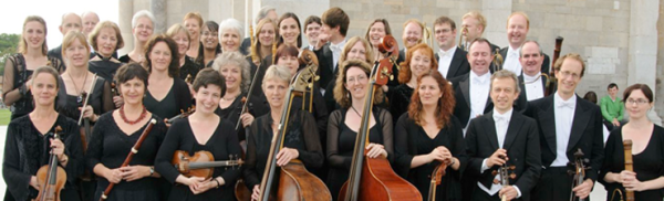 The English Baroque Soloists mit Bach-Kantaten