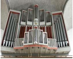 Beckerath-Orgel Altstädter Nicolaikirche Bielefeld