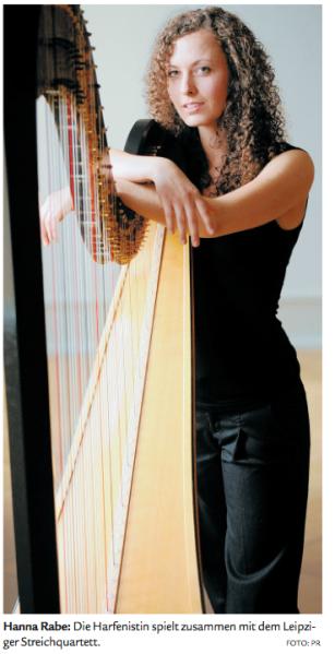Hanna Rabe - Harfe