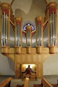 Heintz-Orgel in St. Johannis Halle (Westf.)