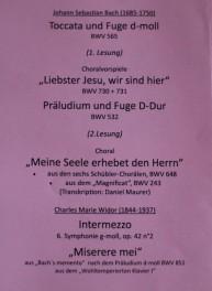 Programm Bielefeld 2