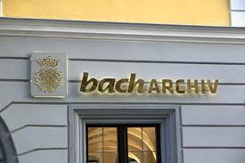 Bach Archiv Leipzig
