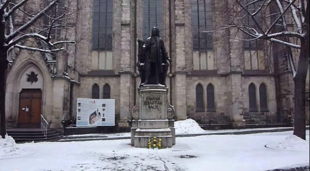 J.S. Bach's 328. Geburtstag in Leipzig am 21. März 2013