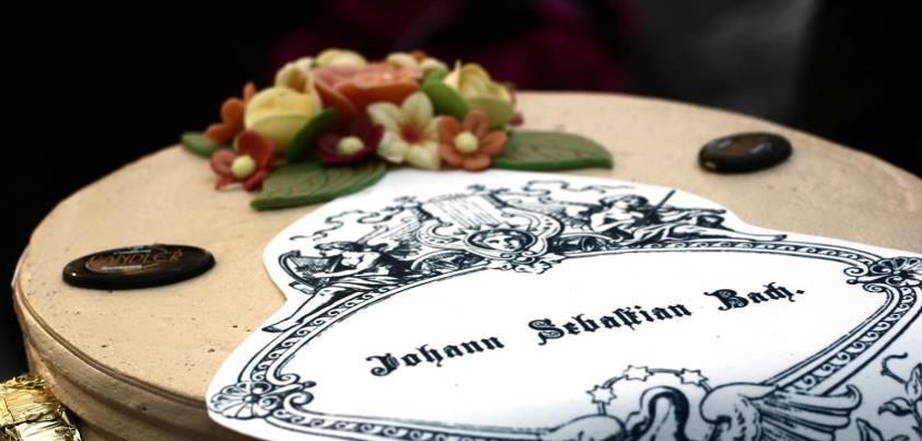 J. S. Bach sein 328. Geburtstag am 21. März 2013 (Bildrechte: Bach-Archiv)